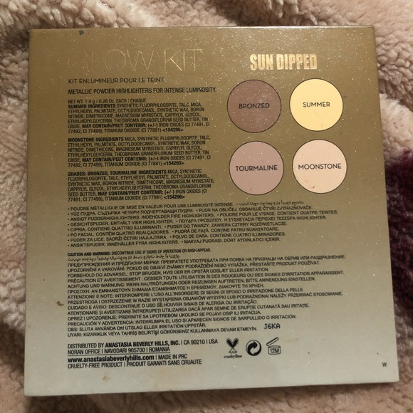 Glow Kit - Sun Dipped by Anastasia Beverly Hills #5